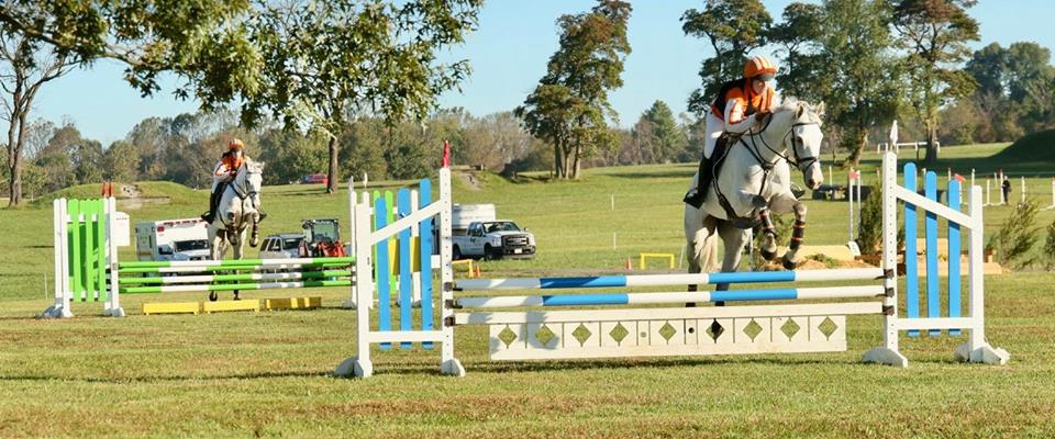 Midnight Flight – OWNED & COMPETED BY SHARON WHITE AT LAST FRONTIER FARM