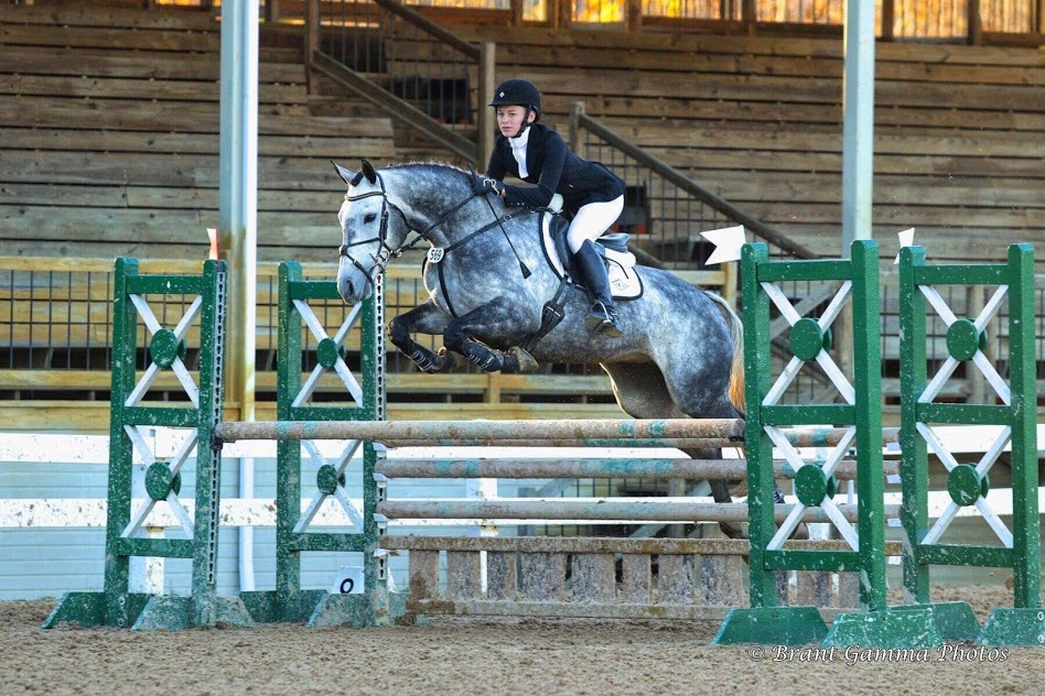 Femme Fatale WE – COMPETING WITH SHANNON ELLIS AT MORNINGSIDE EVENTING